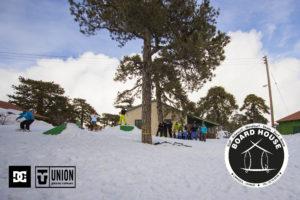 snowboarding cyprus