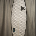 5'10 Off The Lip kite surfboard by 4th