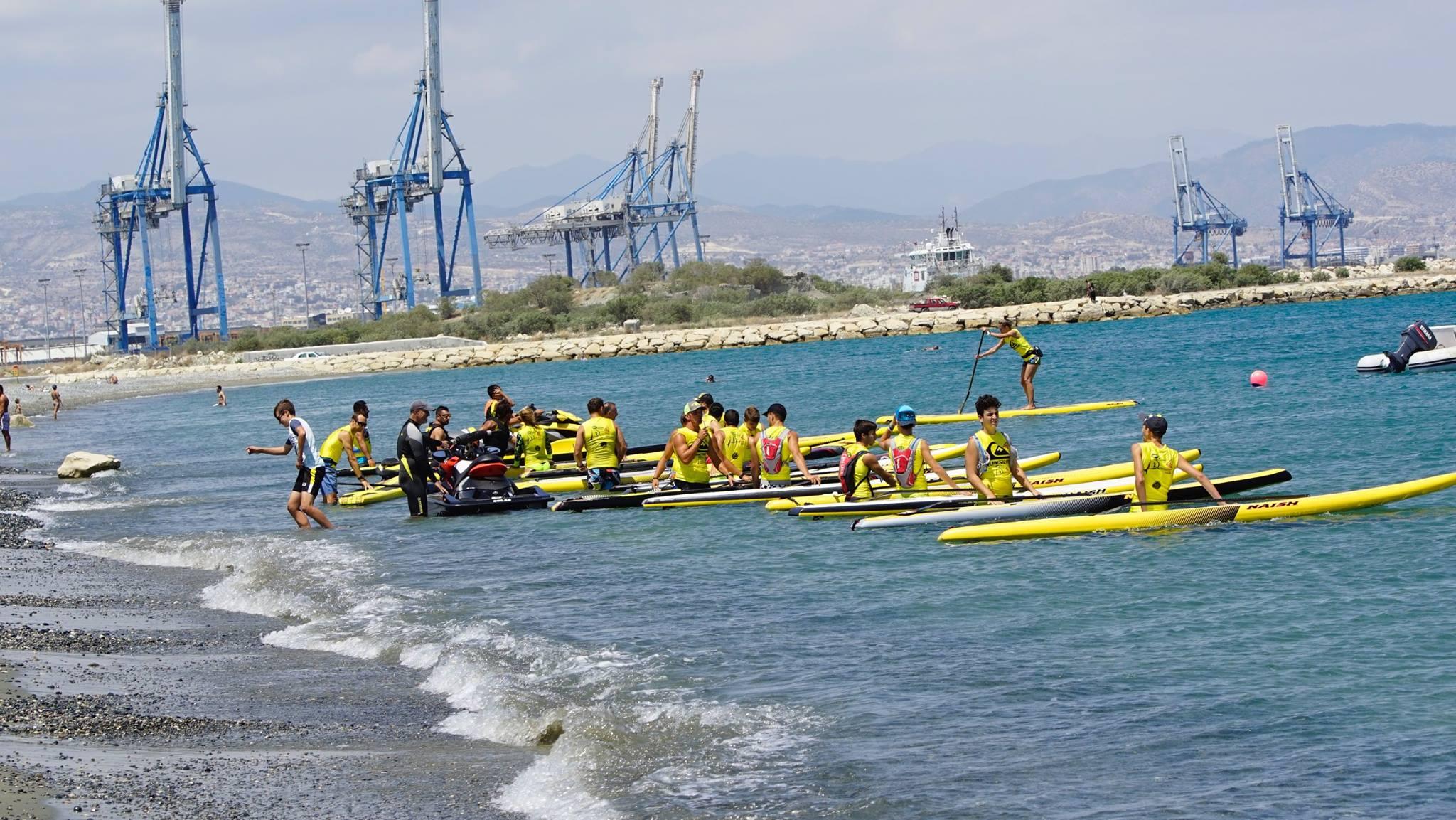 Naish Cyprus