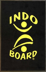 Indo Logo Carpet - Yellow