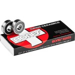 BONES® SWISS CERAMICS BEARINGS (8 PACK)