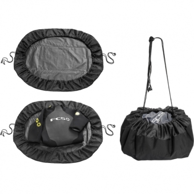 FCS Change Mat And Wet Bag