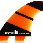 FCS II Accelerator Neo Glass Tri : Quad Set