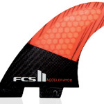 FCS II Accelerator PC Carbon Tri : Quad Set