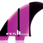 FCS II Reactor Neo Glass Tri : Quad Set