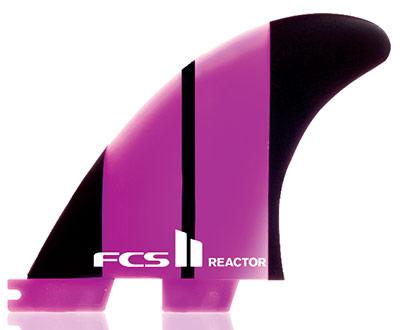 FCS II Reactor Neo Glass Tri : Quad Set