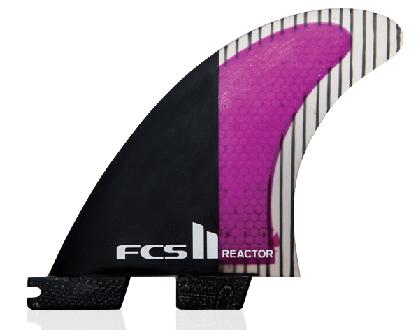 FCS II Reactor PC Carbon Tri : Quad Set