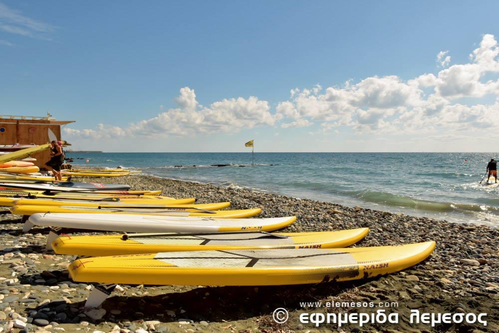 SUP Cyprus DUATHLON