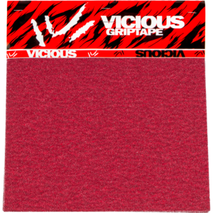 Vicious Grip Red 4 Sheet Pack
